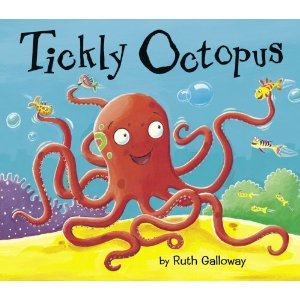 tickly octopus picture book