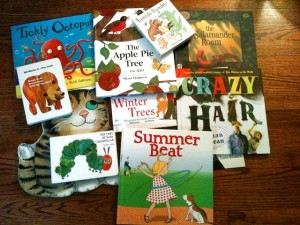Are Picture Books Out of the Picture?
