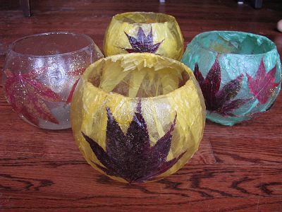 Votive Candle Lanterns