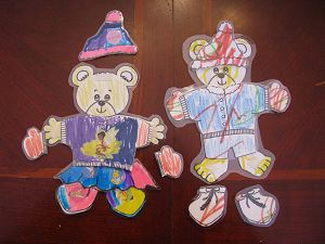 Jesse Bear, Jesse Bear, What Will You Wear (And The UPS Store Giveaway)