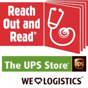 Lovin' Logistics Book Drive for Reach Out and Read