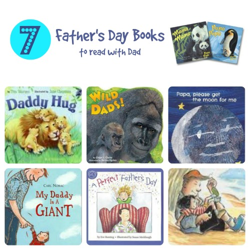 Fathers Day Picture Books