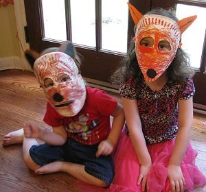Forest and Woodlands Activities and Crafts Round-Up