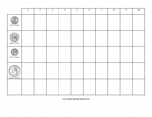 math worksheet : skip counting with coins  naturally educational : Coin Addition Worksheets