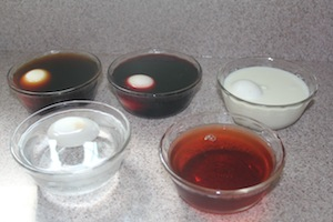 Why do teeth stain? A Science Experiment for Kids!   Naturally ...