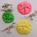 Create your own Dinosaur Fossils