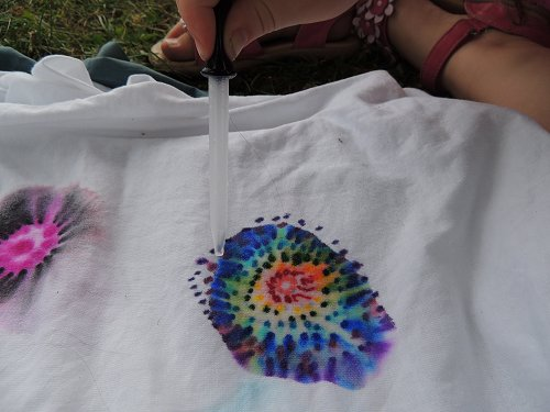 Fireworks Sharpie T-Shirt 3