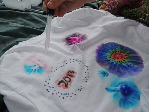 Fireworks Sharpie T-Shirt 4
