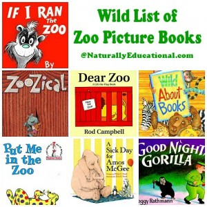 7 Best Zoo Picture Books