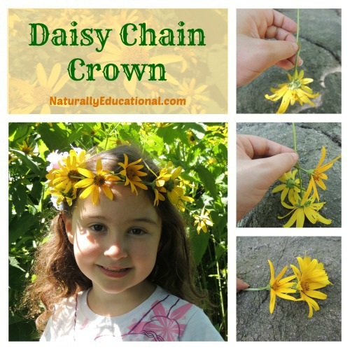 Daisy Chain Flower Crown