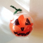 Jack O' Lantern Ornaments for Halloween