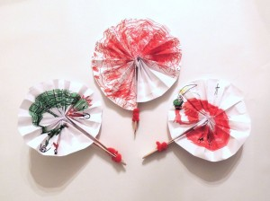 A Fan of Chinese New Year