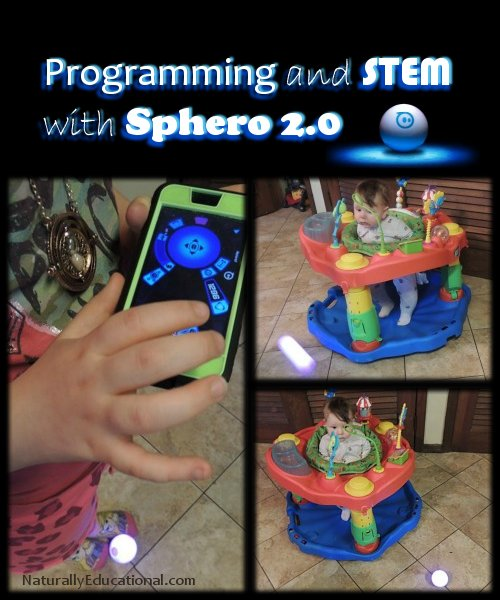 Orbotix Sphero 2 Review at Naturally Educational